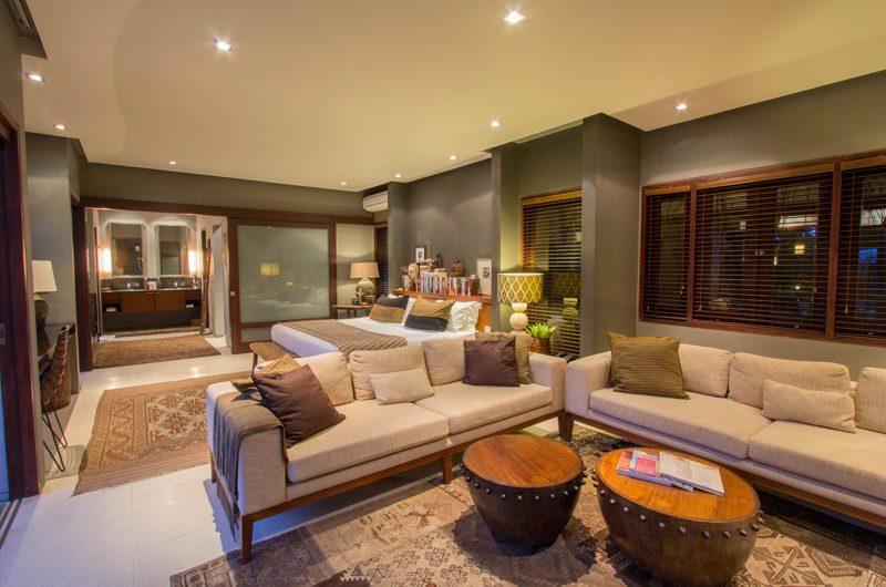 Chimera Tiga Bedroom with Sofa Set   Seminyak, Bali