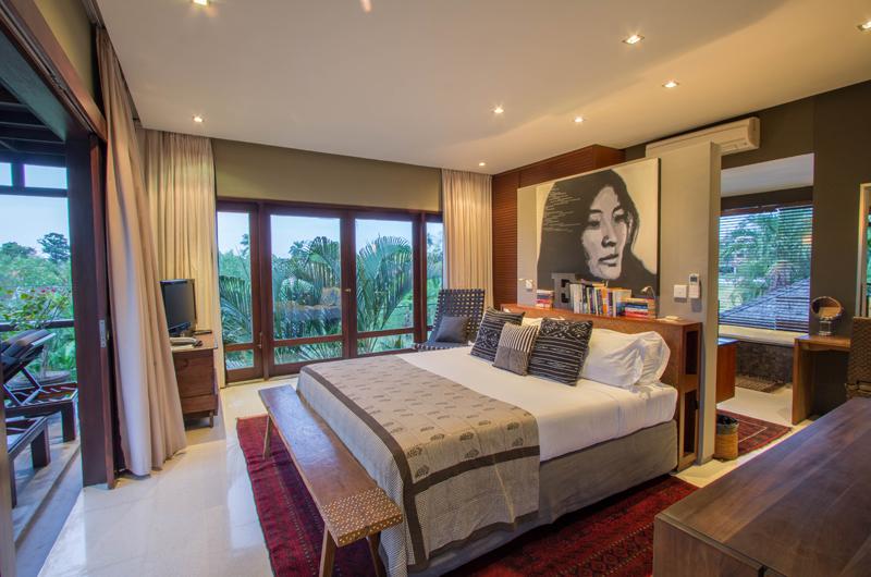 Chimera Tiga Bedroom and Balcony   Seminyak, Bali