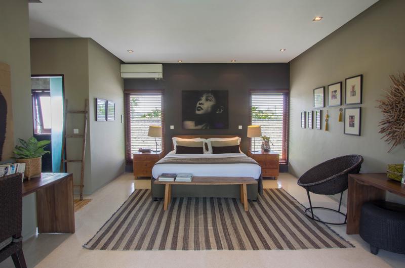 Chimera Tiga Bedroom View   Seminyak, Bali