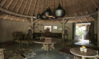 Africa House Indoor Living Area | Bali, Seminyak
