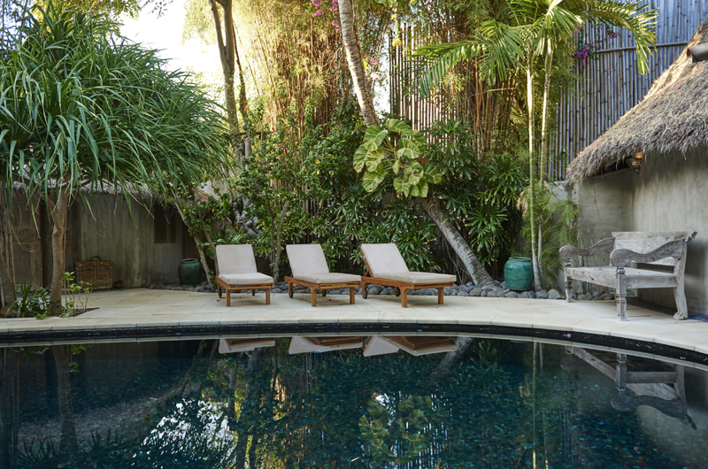 Africa House Pool Side | Bali, Seminyak