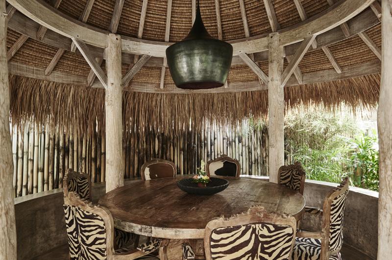 Africa House Outdoor Dining | Bali, Seminyak