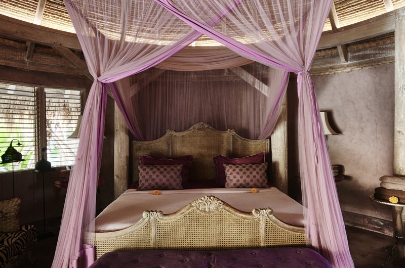 Africa House Bedroom | Bali, Seminyak
