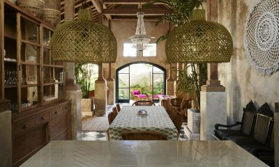 Desu House Living and Dining Area | Bali, Seminyak