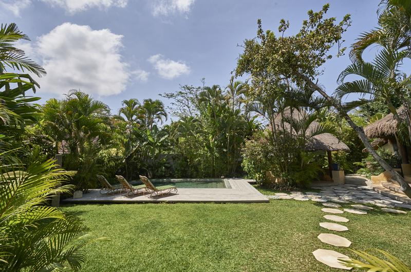 Round House Gardens and Pool | Bali, Seminyak