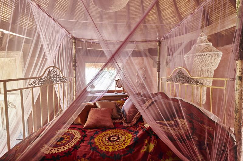 Round House Bedroom View | Bali, Seminyak