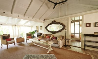White House Living Area | Bali, Seminyak