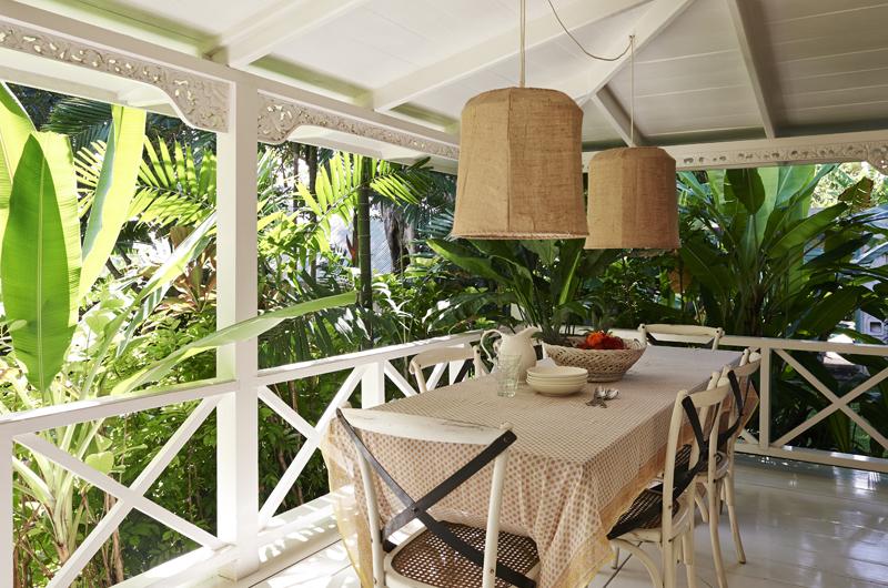 White House Outdoor Dining | Bali, Seminyak