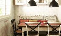 White House Dining Area | Bali, Seminyak