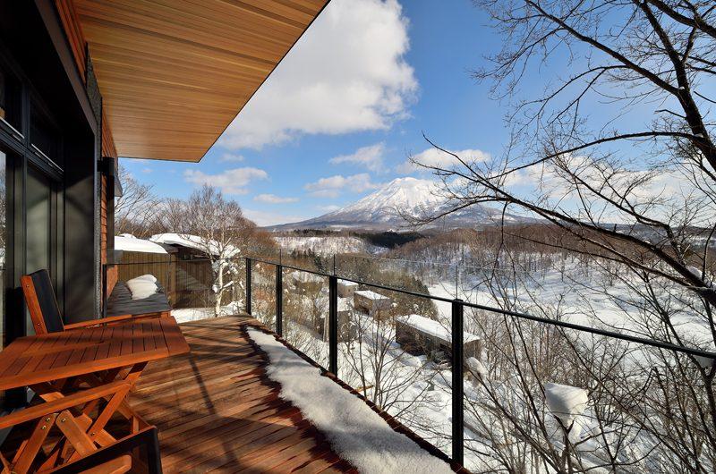 Panorama Balcony | Lower Hirafu Village, Niseko