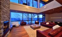 Panorama Indoor Living Area | Lower Hirafu Village, Niseko