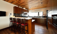 Panorama Kitchen and Dining Area | Lower Hirafu Village, Niseko