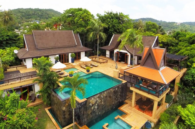 Baan Hen Phuket Gardens and Pool | Kata, Phuket