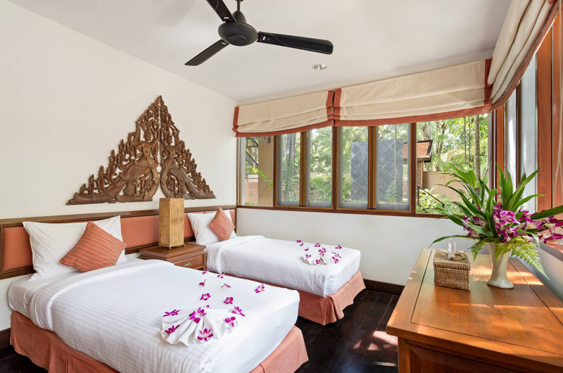Baan Hen Phuket Twin Bedroom | Kata, Phuket