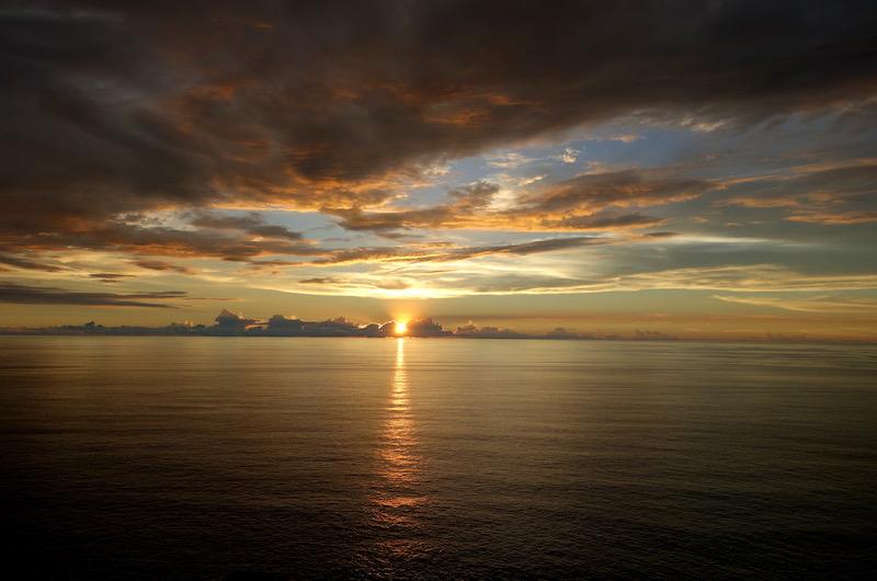 Phuket Kamala Baan Paa Talee Sunset