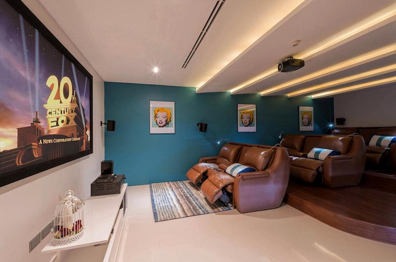 Phuket Kamala Villa Saan Cinema