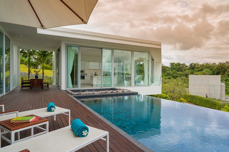 Villa Abiente Pool Side | Cape Yamu, Phuket