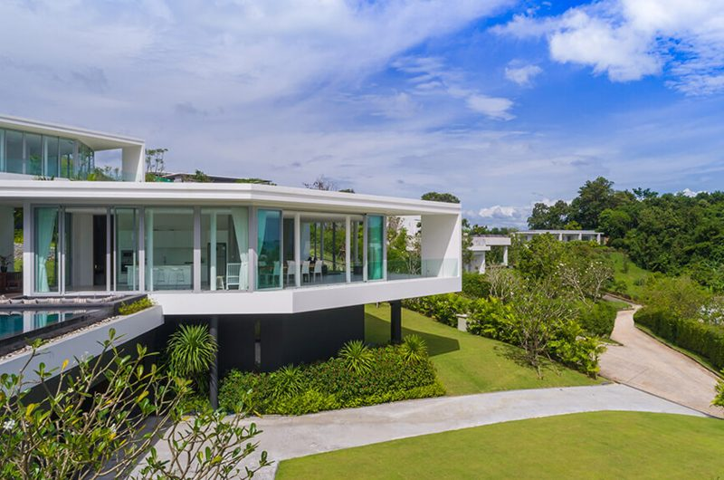 Villa Abiente Gardens and Pool | Cape Yamu, Phuket