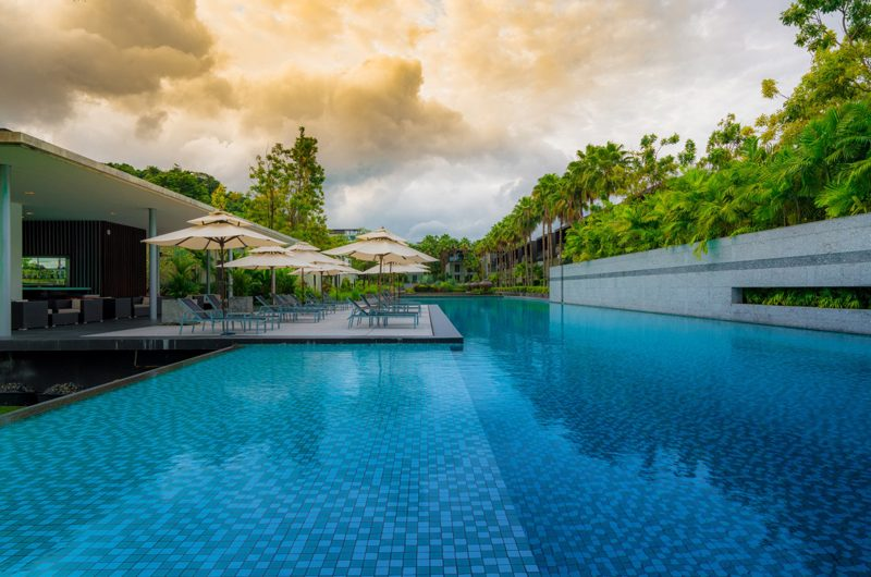 Villa Abiente Swimming Pool | Cape Yamu, Phuket