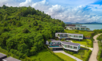 Villa Abiente Bird's Eye View | Cape Yamu, Phuket