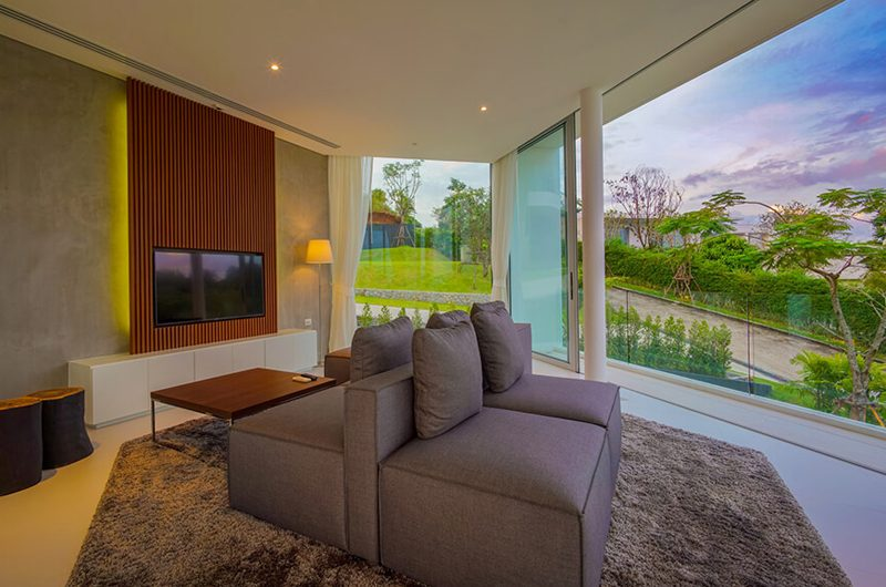 Villa Abiente TV Room | Cape Yamu, Phuket