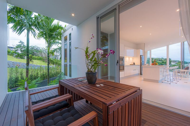 Villa Abiente Kitchen and Dining Area | Cape Yamu, Phuket