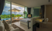 Villa Abiente King Size Bed with View | Cape Yamu, Phuket