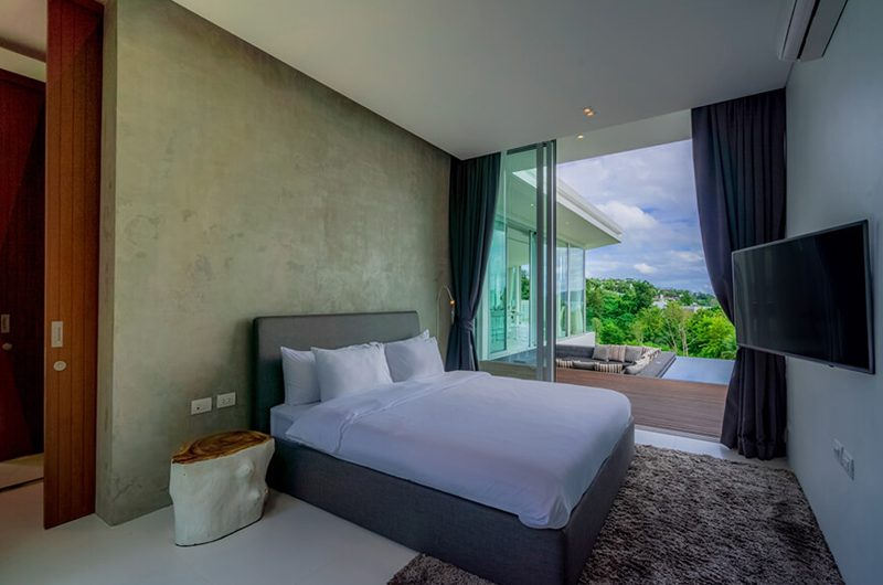 Villa Abiente Bedroom | Cape Yamu, Phuket