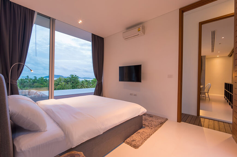 Villa Abiente Bedroom View | Cape Yamu, Phuket
