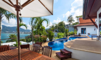 Villa Pra Nang Pool Side Dining | Patong, Phuket