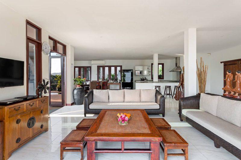 Villa Pra Nang Living Area | Patong, Phuket