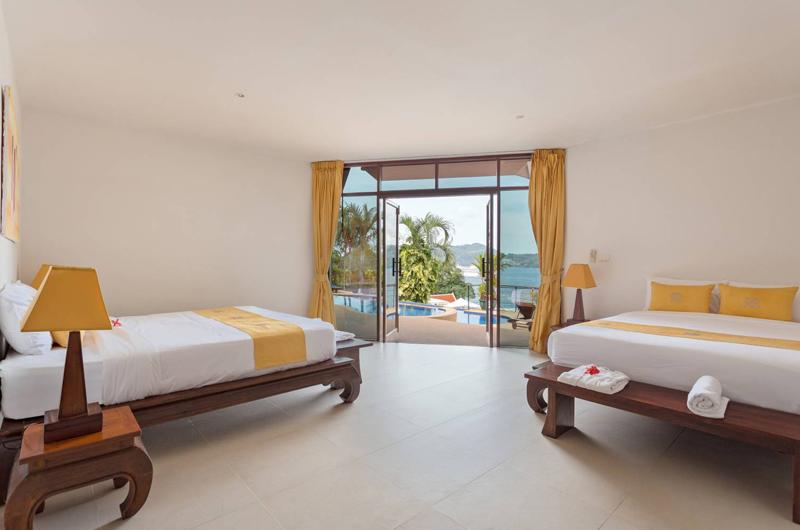 Villa Pra Nang Bedroom with Twin Beds | Patong, Phuket