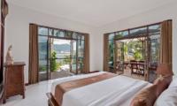 Villa Pra Nang Bedroom and Balcony | Patong, Phuket