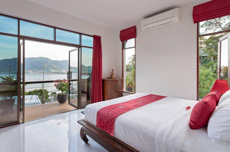 Villa Pra Nang Bedroom with Sea View | Patong, Phuket