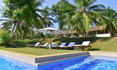 Blue Heights Pool Side | Dickwella, Sri Lanka