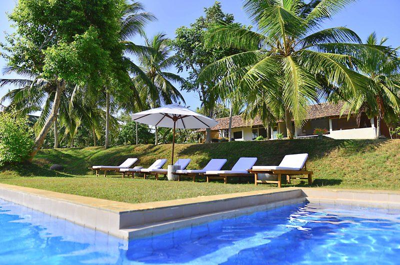 Blue Heights Pool Side | Dickwella, Sri Lanka