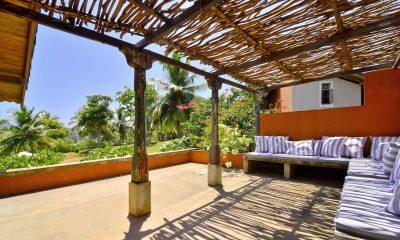 Blue Heights Open Plan Lounge Area   Dickwella, Sri Lanka