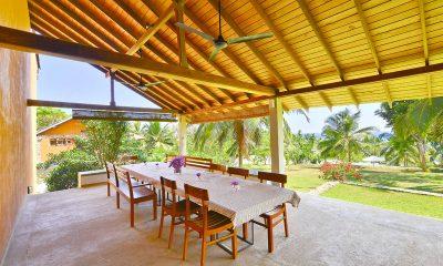 Blue Heights Outdoor Dining   Dickwella, Sri Lanka