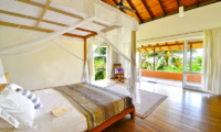 Blue Heights Bedroom and Balcony | Dickwella, Sri Lanka