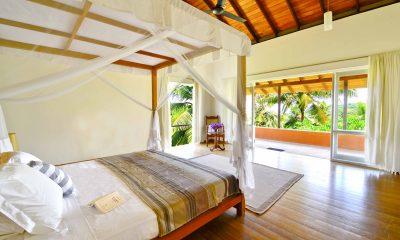 Blue Heights Bedroom and Balcony   Dickwella, Sri Lanka