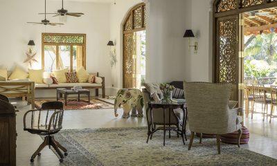 Meda Gedara Living Area | Dickwella, Sri Lanka