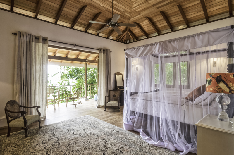 Meda Gedara Bedroom with Garden View | Dickwella, Sri Lanka