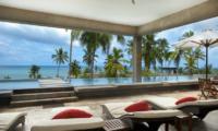 Salina Sun Beds with Sea View | Mirissa, Sri Lanka
