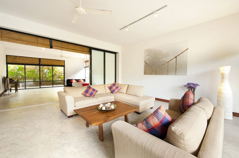 Salina Indoor Living Area | Mirissa, Sri Lanka