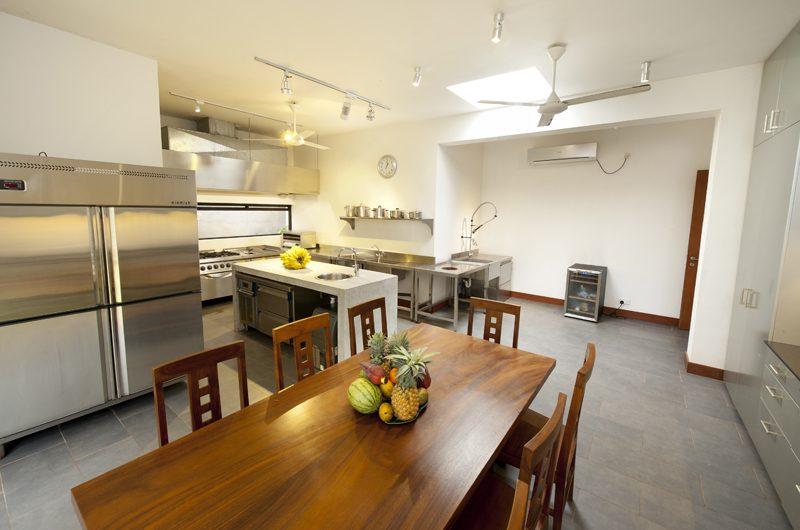 Salina Kitchen and Dining Area | Mirissa, Sri Lanka