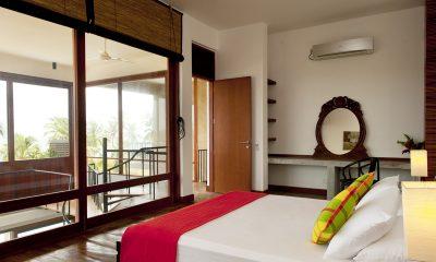 Salina Bedroom and Balcony | Mirissa, Sri Lanka