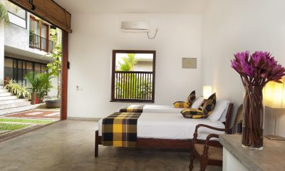 Salina Twin Bedroom View | Mirissa, Sri Lanka