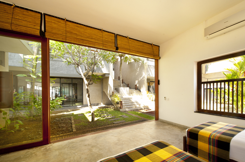 Salina Twin Bedroom | Mirissa, Sri Lanka