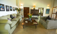 Wetakeiya House Indoor Living Area | Dickwella, Sri Lanka