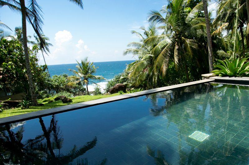 Wetakeiya House Pool Side | Dickwella, Sri Lanka